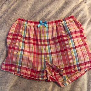 Kids Girls Pajama Shorts
